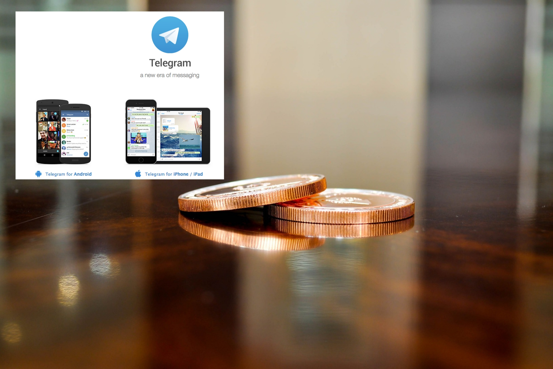Telegram token