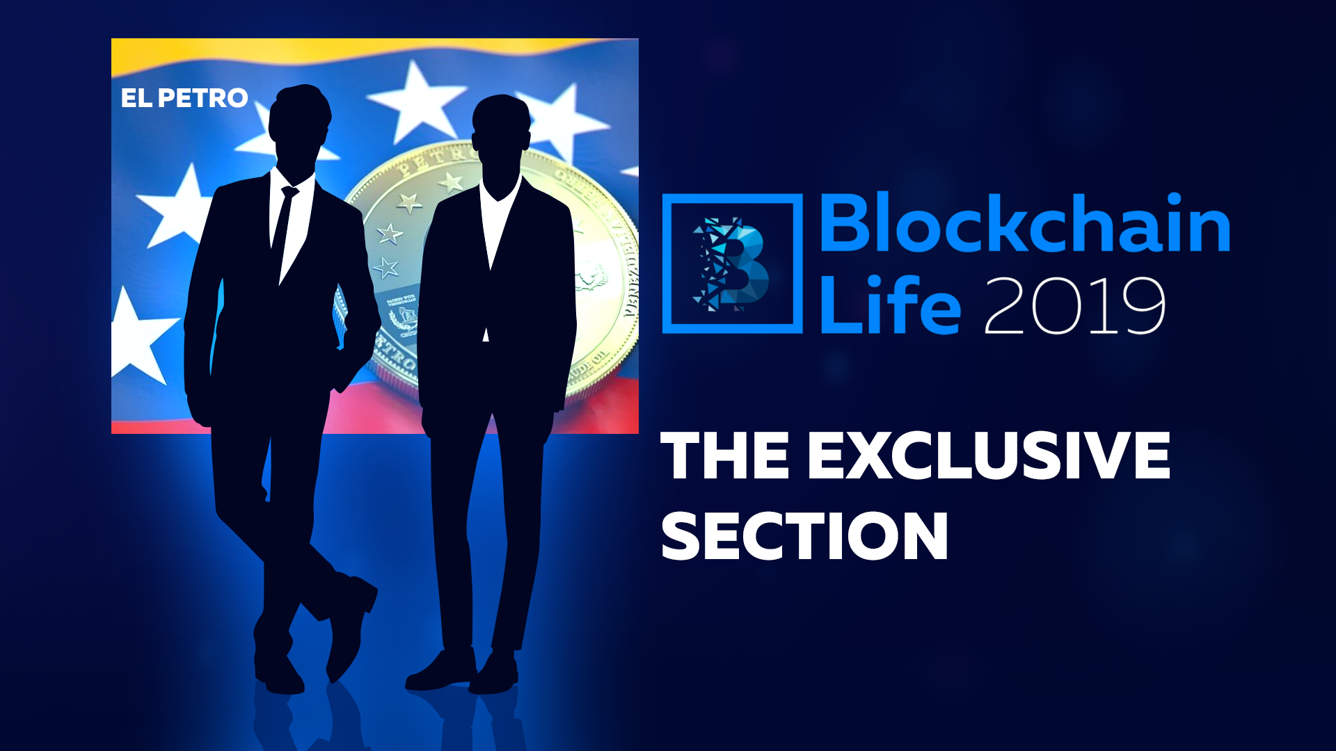 Blockchain Life Event in Moscow 2019