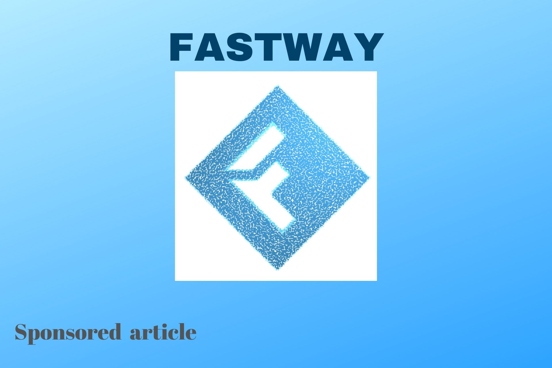 FastWay crypto and fiat payments
