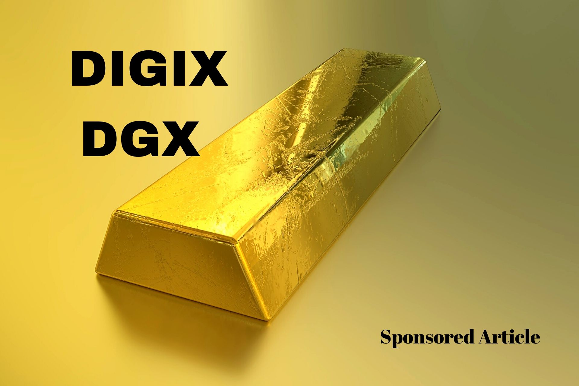 digix is reinventing gold