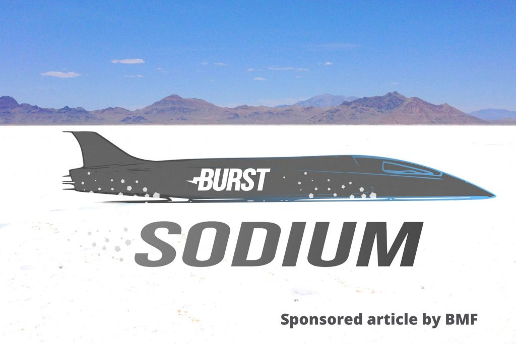Burstcoin Sodium