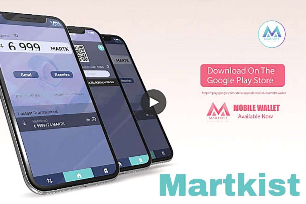 Martkist Mobile Wallet