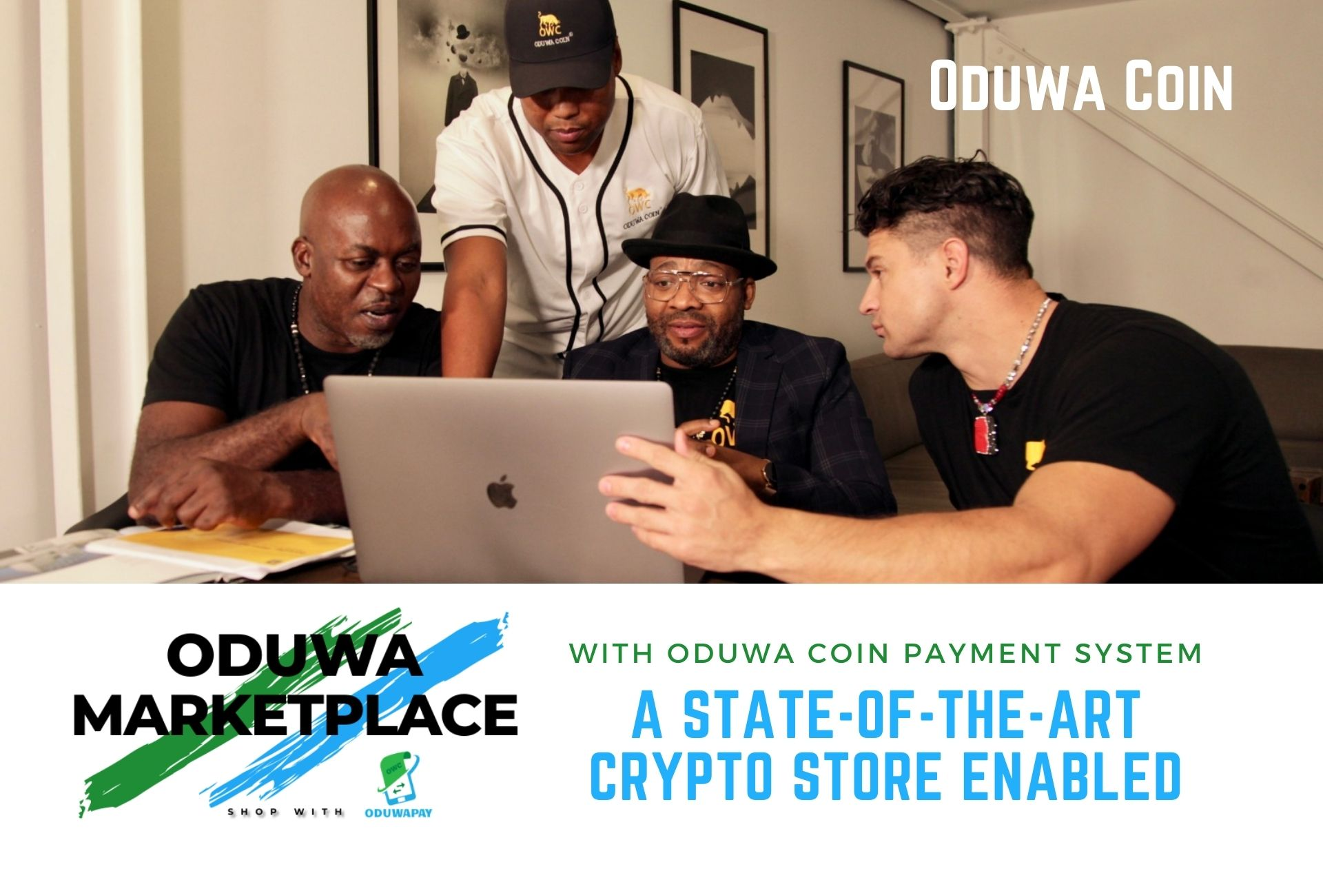 Oduwa Coin Marketplace | A State-of-the-Art Store Enabled with Oduwa Coin Payment System - Crypto Shib