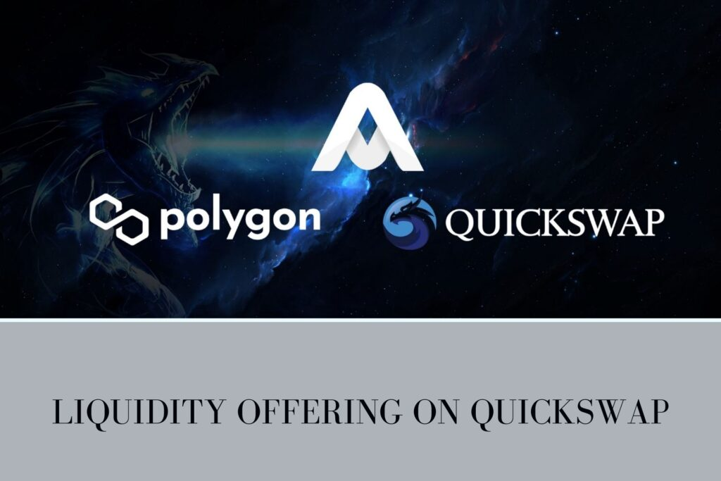 AGA Polygon Liquidity Offering